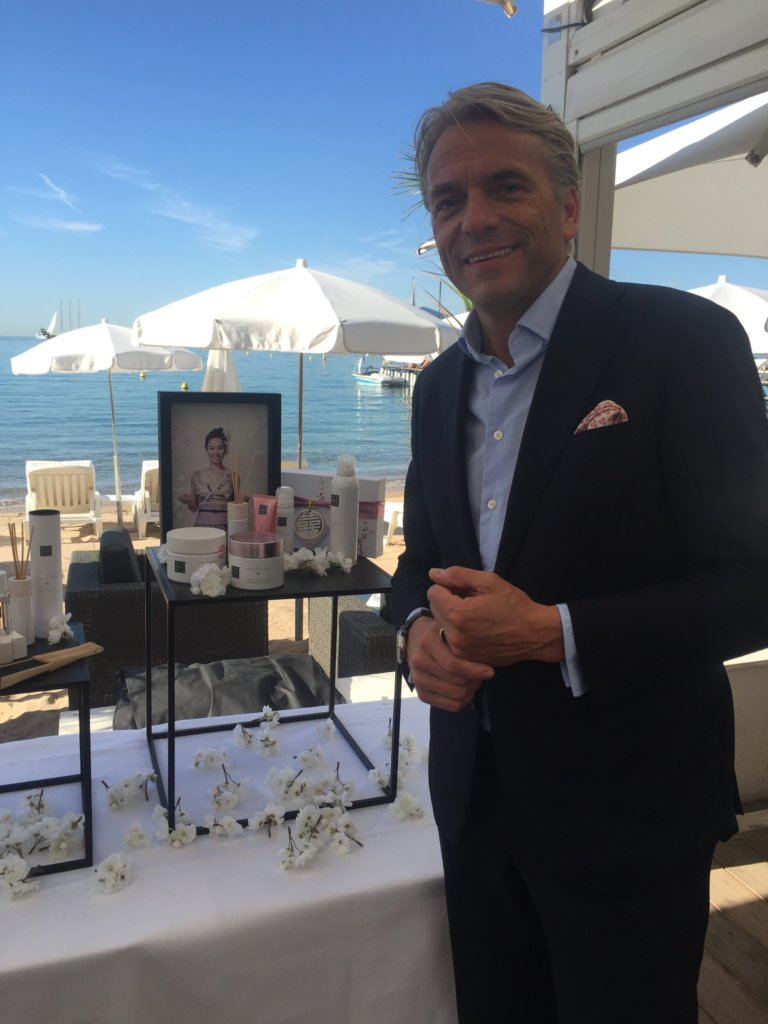 Rituals founder and ceo Raymond Cloosterman