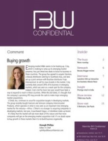 BW Confidential Beauty Insight n°180