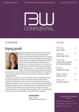 BW Confidential Beauty Insight n°178