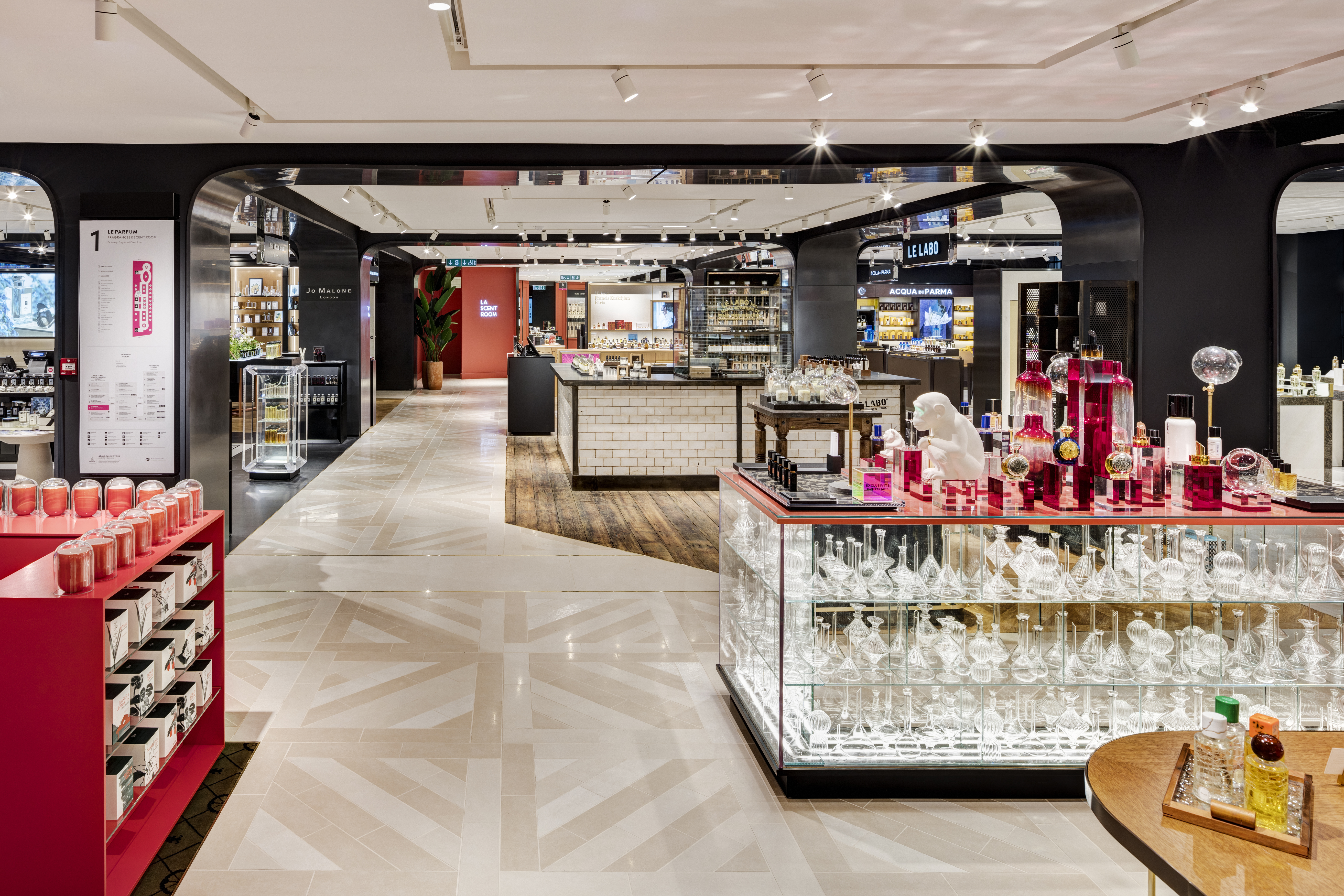68a7065aae0 Printemps unveils its new beauty store - BW Confidential