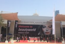 Seen & heard at Beautyworld Middle East