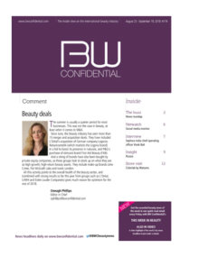 BW Confidential Beauty Insight n°177