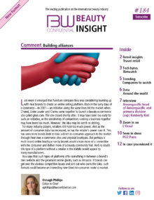 BW Confidential Beauty Insight n°184