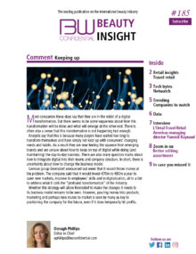 BW Confidential Beauty Insight n°185