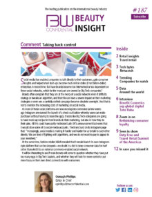BW Confidential Beauty Insight n°187