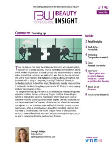 BW Confidential Beauty Insight n°190