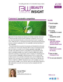 BW Confidential Beauty Insight n°199