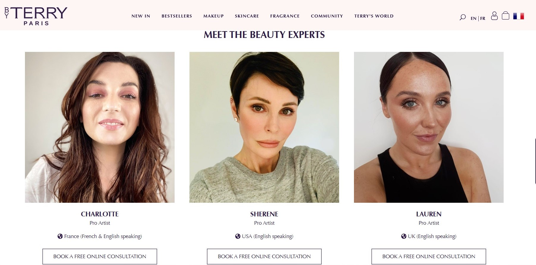 By Terry Launches Virtual Beauty